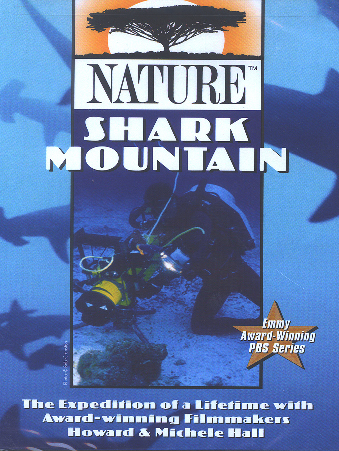 Shark Mountain DVD cover